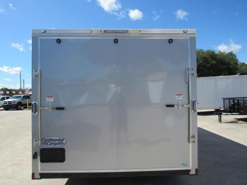 2020 Continental Cargo 18 ft Heavy Duty Enclosed Cargo Trailer