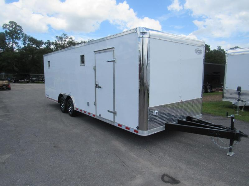 2019 Continental Cargo 24 RT Car / Racing Trailer