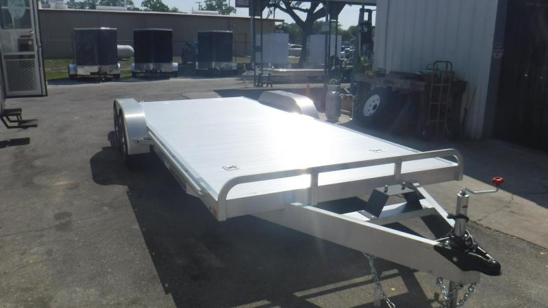2019 ATC 85X20 Equipment Trailer