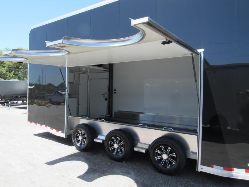 2020 Sundowner Trailers 24 Ft Stacker Car / Racing Trailer