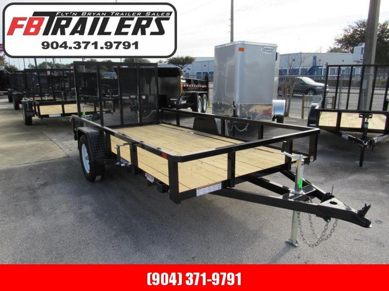 2019 Sure-Trac 6X12 Utility Trailer