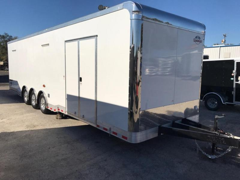 2018 32' Spread Axle Cargo Mate Eliminator