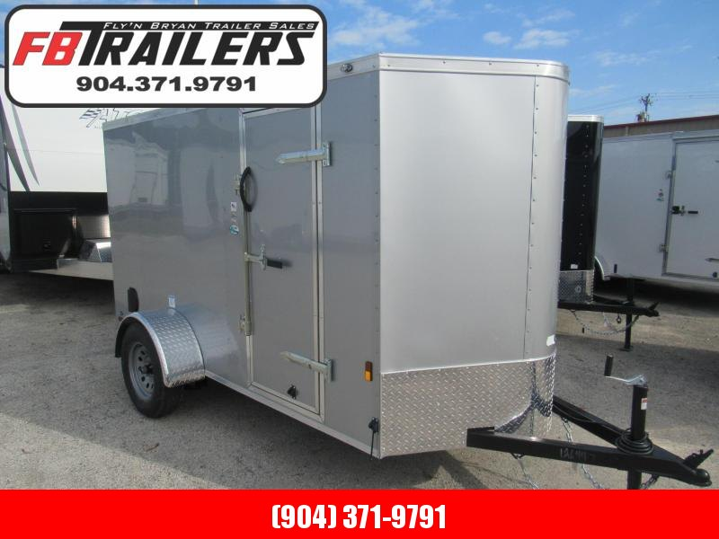 2020 Continental Cargo 5X10 Enclosed Cargo Trailer