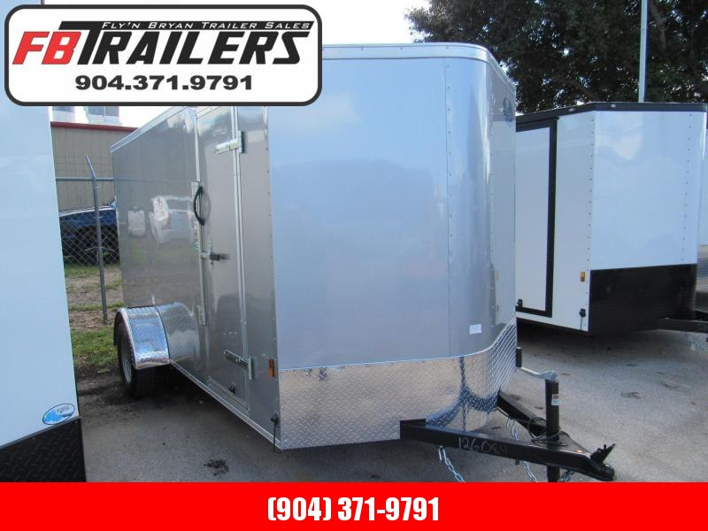 2020 Continental Cargo Silver LE Enclosed Cargo Trailer