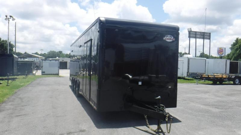 2019 32' Spread Axle Eliminator with Black Out  Package by Cargo Mate