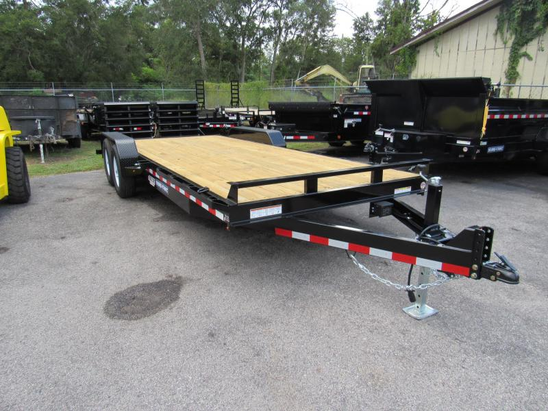 2019 Sure-Trac 7X20 Equipment Trailer