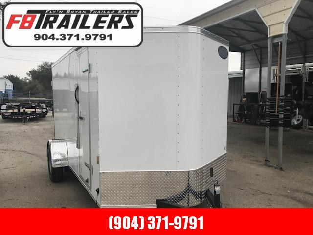 2019 6x12 LE MODEL Enclosed Cargo Trailer by Comtimental Cargo