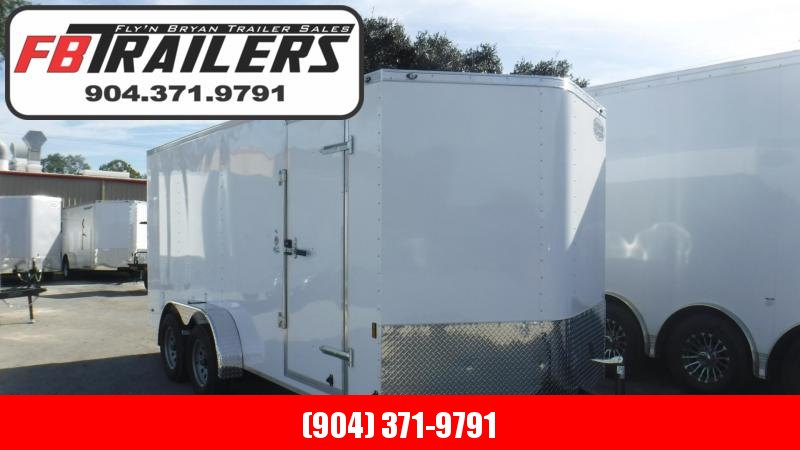 2019 7x16  Enclosed Cargo Trailer by Continental Cargo