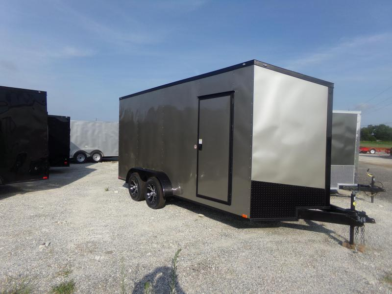2018 Spartan Spartan Enclosed Cargo Trailer