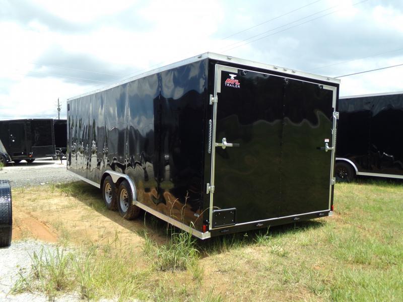 2018 Anvil anvil Enclosed Cargo Trailer