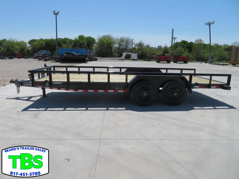2020 Load Trail 83x16 Equipment Trailer