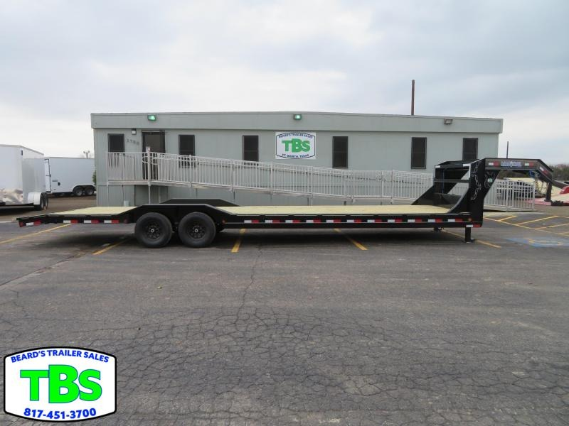 2019 Load Trail Gooseneck 102x32 Equipment Trailer