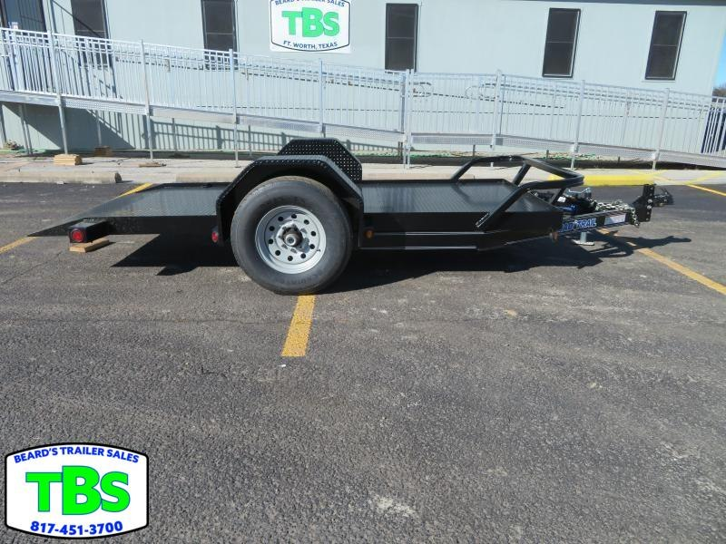 2019 Load Trail 77x12 Equipment Trailer