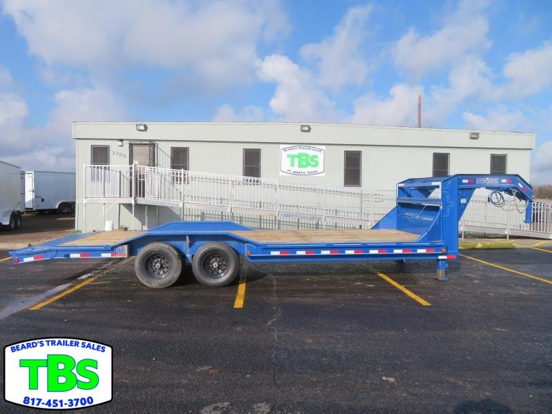2019 Load Trail Gooseneck 102x24 Equipment Trailer