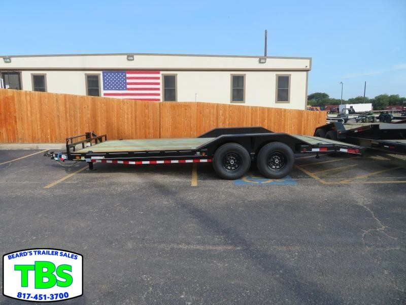 2020 Load Trail 102x20 Equipment Trailer