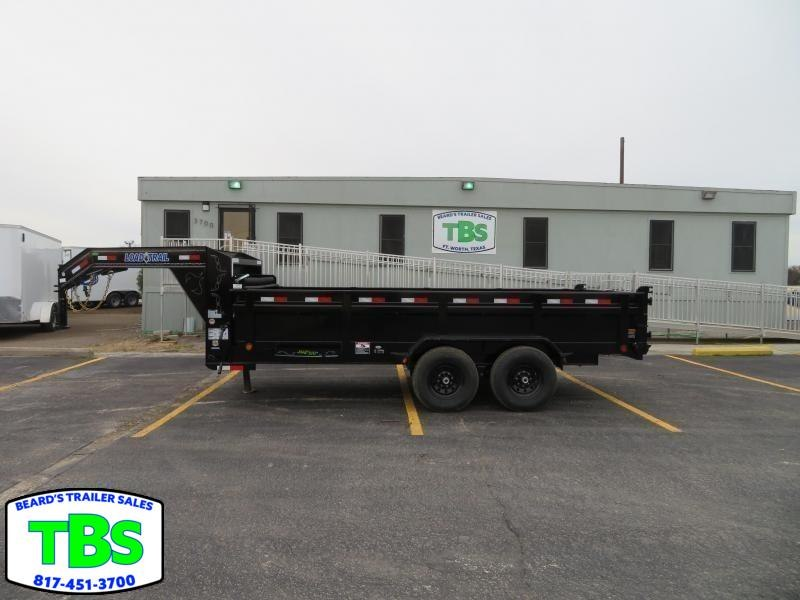 2020 Load Trail 83x12 Gooseneck Dump Trailer
