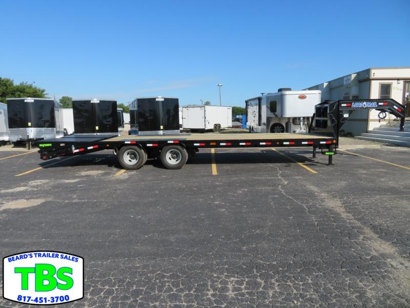2019 Load Trail 102X28 Flatbed Trailer