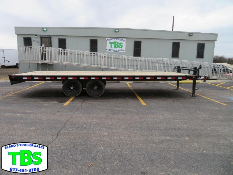 2020 Load Trail 102X24 Flatbed Trailer