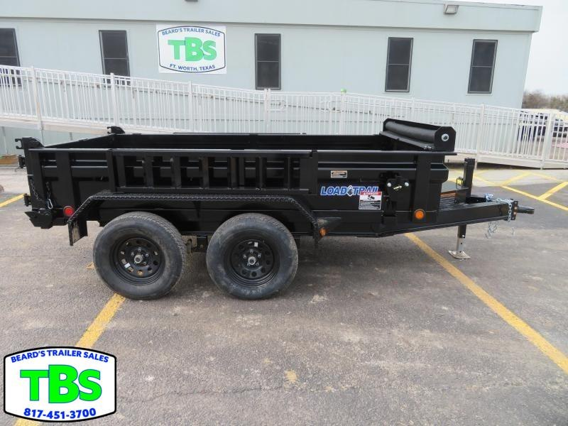 2020 Load Trail 72x10 Dump Trailer