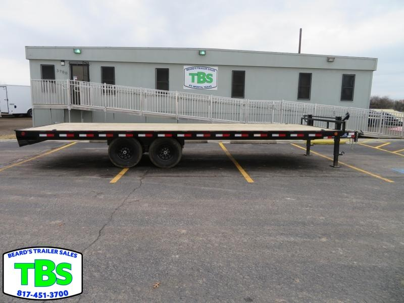 2020 Load Trail 102x20 Flatbed Trailer