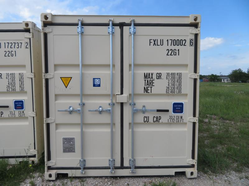 ONE TRIP STORAGE CONTAINER