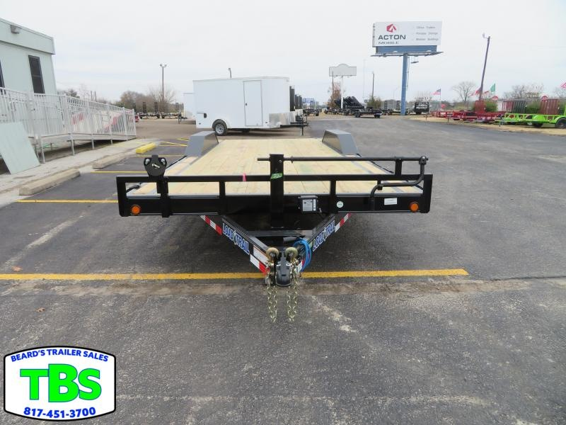 2020 Load Trail 102X22 Equipment Trailer