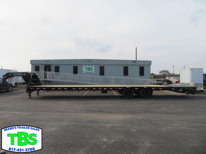 2020 Load Trail Gooseneck 102x40 Flatbed Trailer