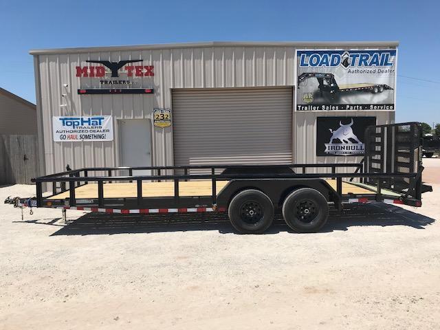 2019 Load Trail CH83X20 Utility Trailer