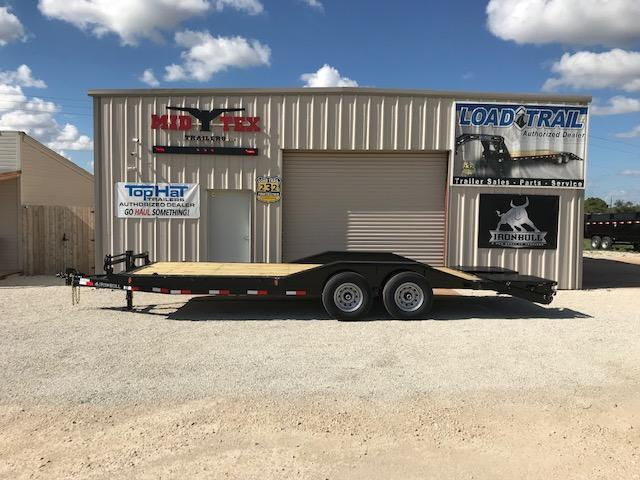 2019 Iron Bull ETB102x22 Equipment Trailer