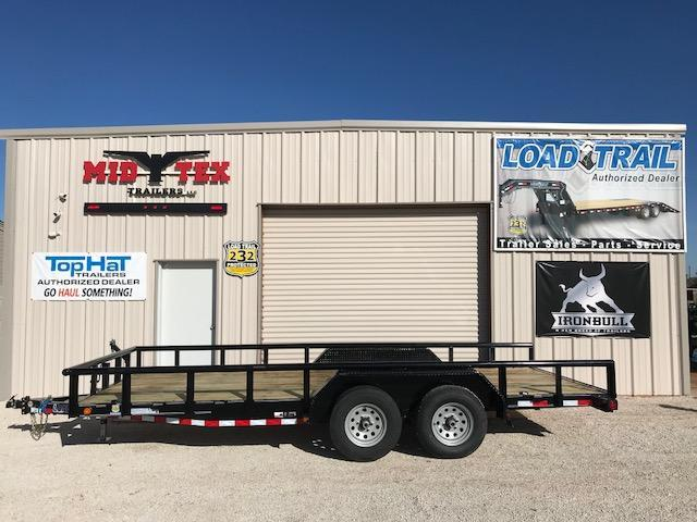 2019 Load Trail  CS83x18' Utility Trailer