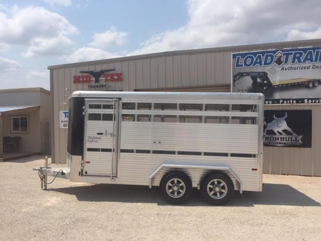 2019 Sundowner Trailers STOCKMAN Livestock Trailer