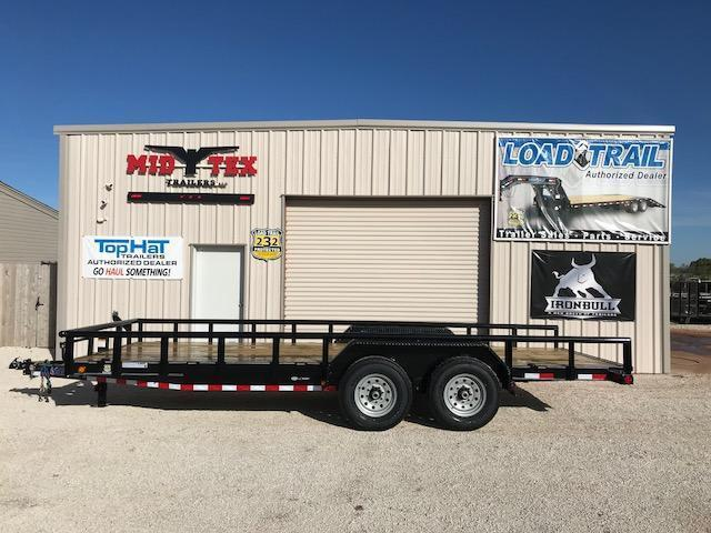 2019 Load Trail  CS83x20 Utility Trailer