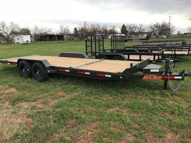 2019 MAXXD 83X22 TILT 14K Equipment Trailer