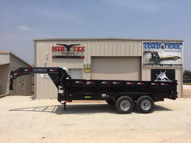 2019 Load Trail GD83X16 Dump Trailer