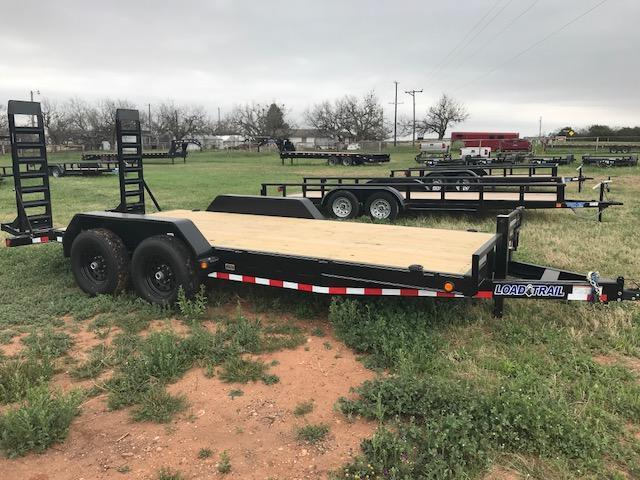 2019 Load Trail CH83X18 Equipment Trailer