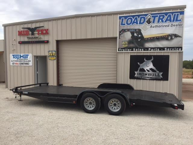 2018 Top Hat ASCH83x20 Car Hauler
