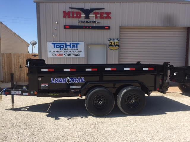 2018 Load Trail DT72X12 Dump Trailer