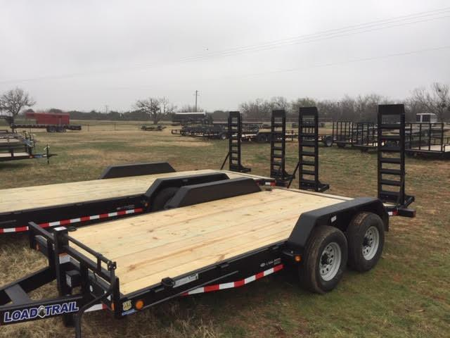 2019 Load Trail  CS83x16 Equipment Trailer