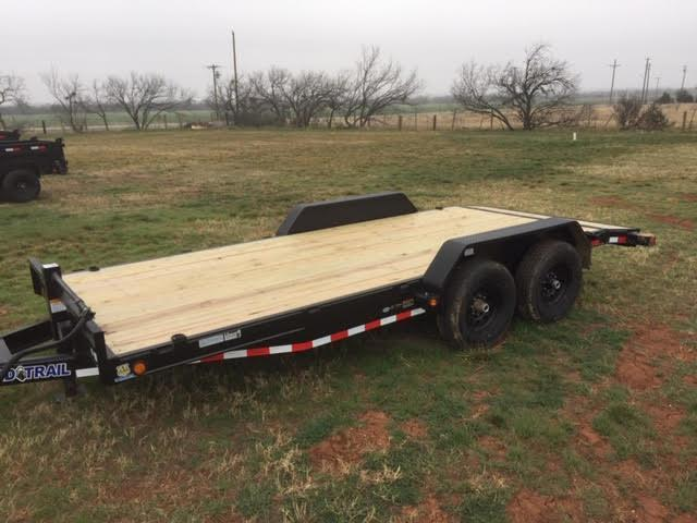 2019 Load Trail CH 83X18 Equipment Trailer