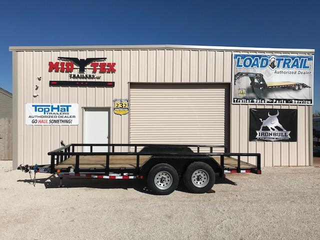 2019 Load Trail  CS83x16 Utility Trailer