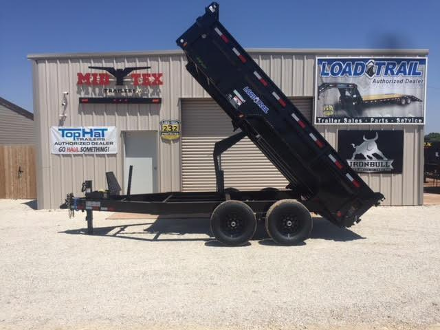 2019 Load Trail DT83X14 Dump Trailer