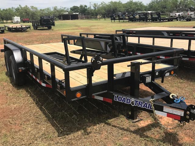 2019 Load Trail  CS83x18 Utility Trailer