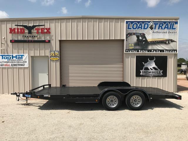 2018 Top Hat ASCH83x18 Car Hauler
