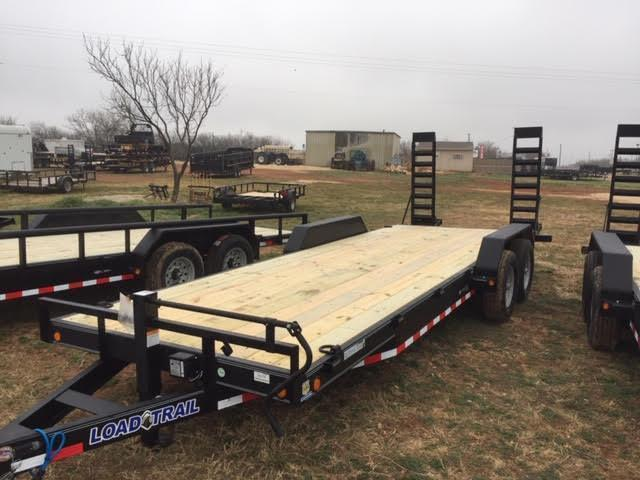 2019 Load Trail  CS83x22 Equipment Trailer