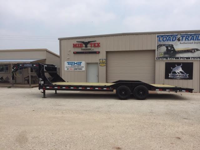 2019 Load Trail GC102X26 Equipment Trailer