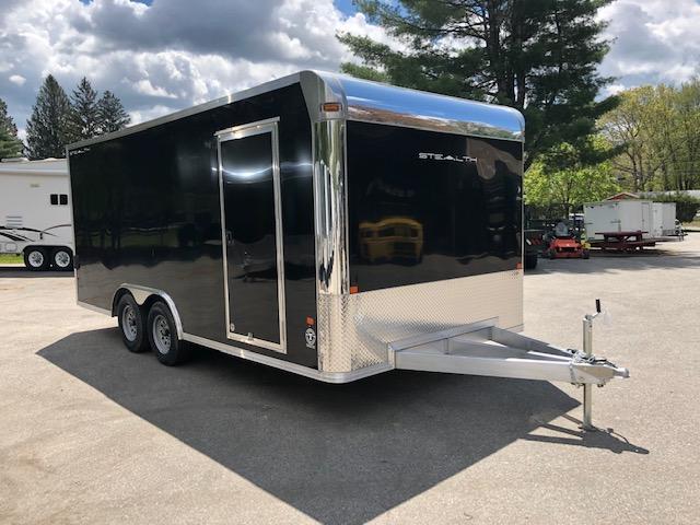2019 Cargo Pro Stealth 8x18