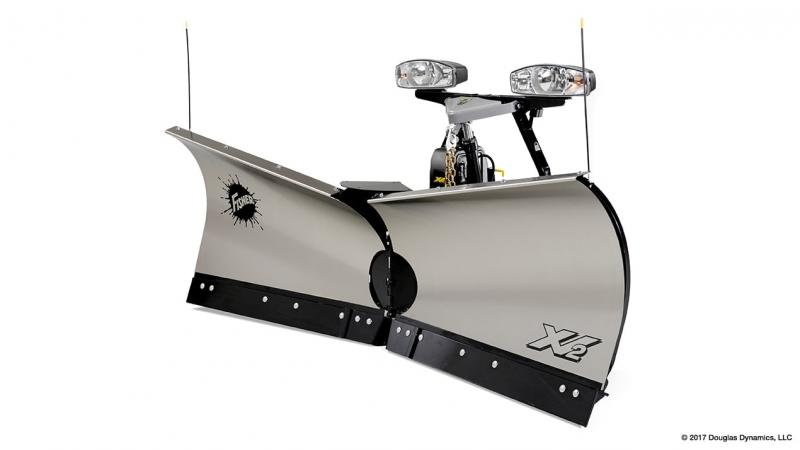 "2019 Fisher 8'6"" Xv2 Ss Or Ms"