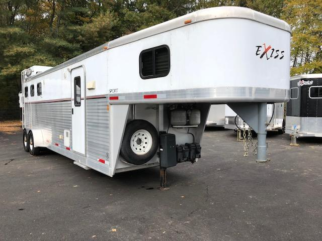 2005 Exiss 3h Slant With Living Quarters
