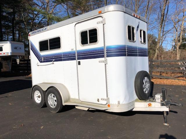 1989 Featherlite 2 Horse Bp