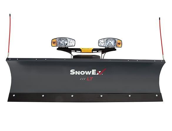 "2019 Snowex 7200 Lt 7'2"" Steel Blade"